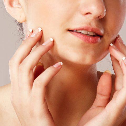 Wie habe ich die Akne behandelt? Pflege, Diät, Kosmetikprodukte
